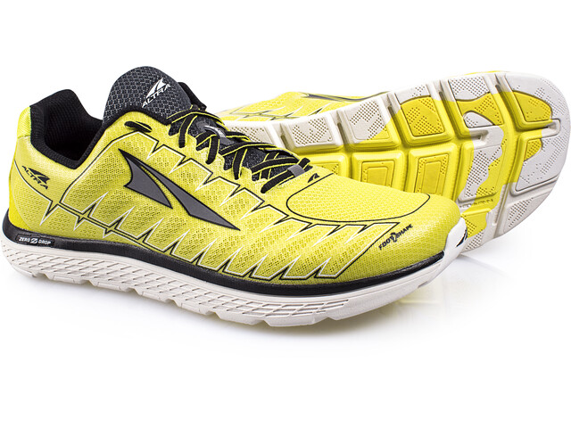 Altra M's One V3 Road Running Shoes lime
